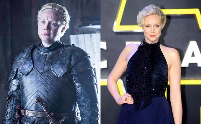 Brienne de Tarth — Gwendoline Christie