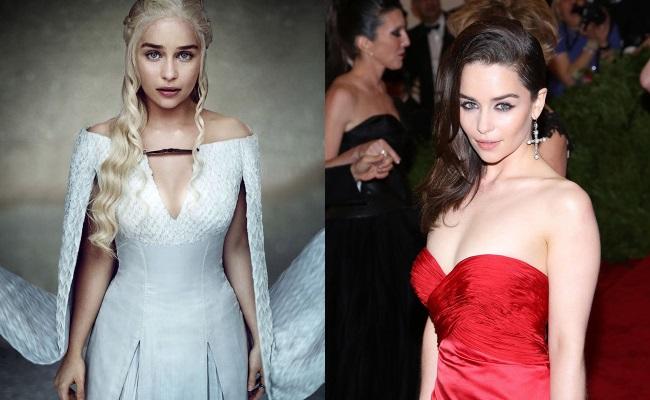 Daenerys Targaryen — Emilia Clarke