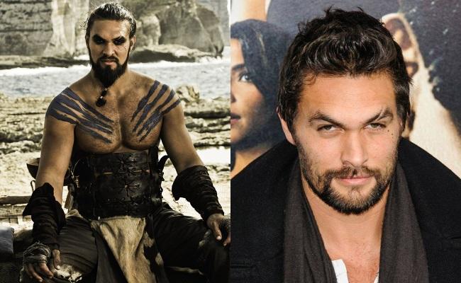 Khal Drogo — Jason Momoa
