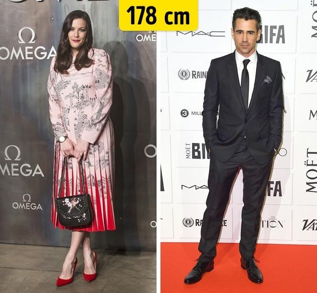 Liv Tyler ir Colin Farrell