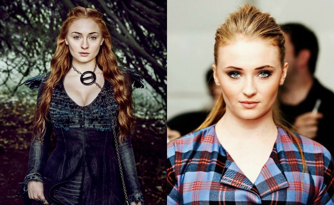 Sansa Stark — Sophie Turner
