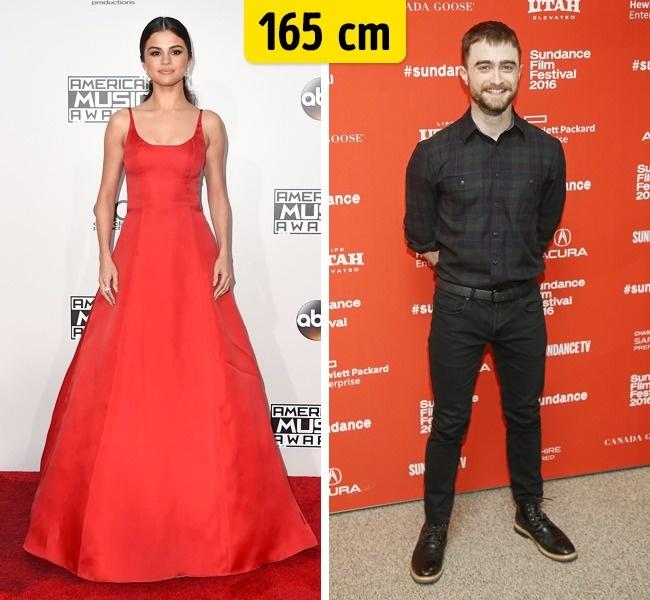 Selena Gomez ir Daniel Radcliffe