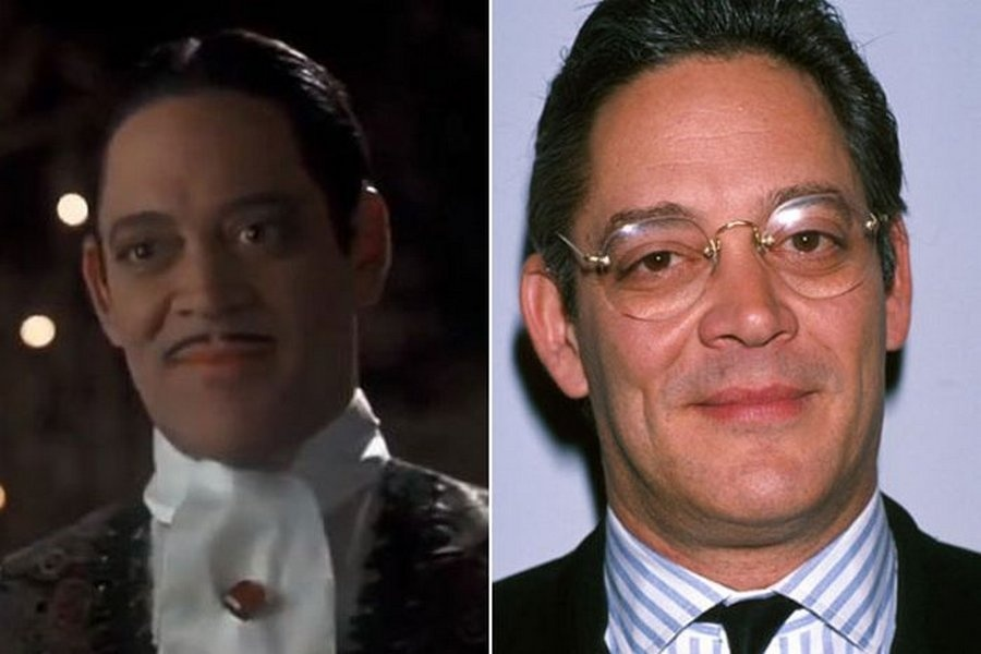 RAUL JULIA – Gomezas Adamsas (Gomez Addams)
