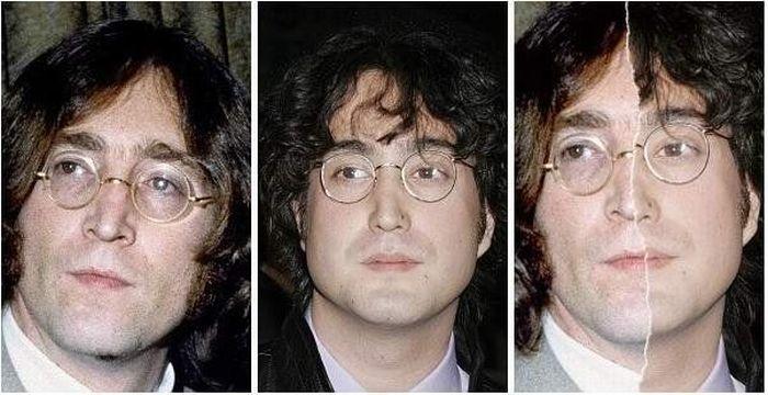 John Lennon ir Sean Lennon