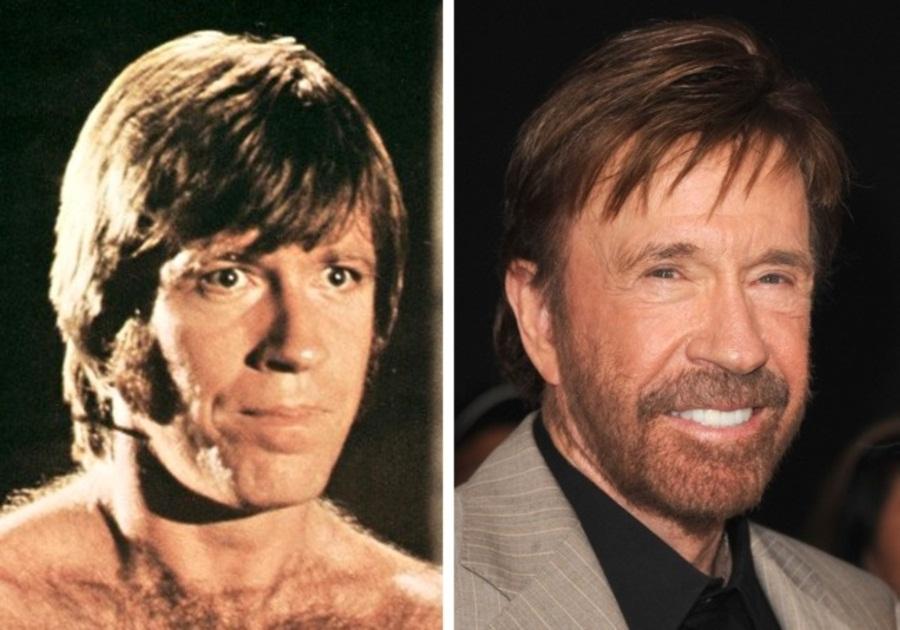 Chuck Norris, 1972 ir dabar