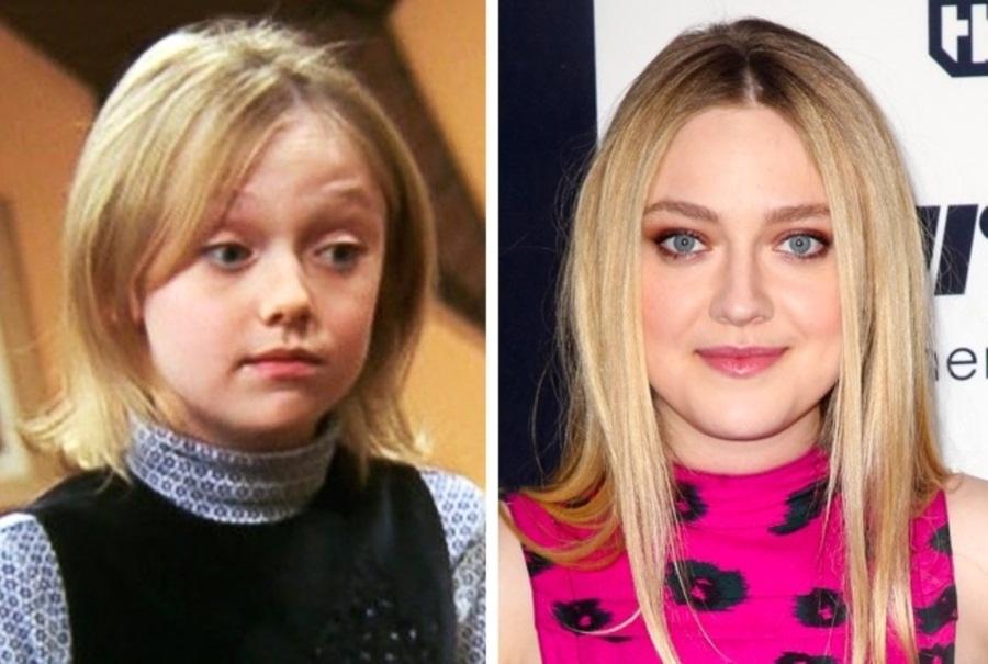 Dakota Fanning, 2004 ir dabar
