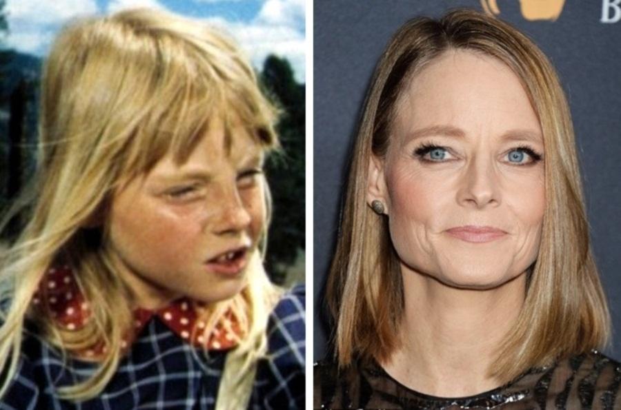 Jodie Foster, 1972 ir dabar