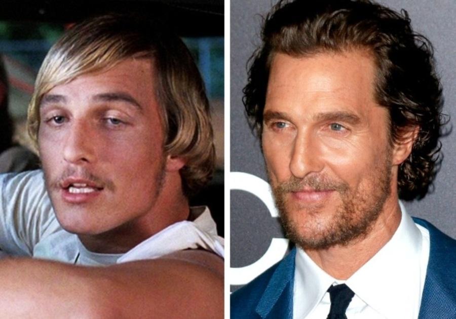 Matthew McConaughey, 1993 ir dabar