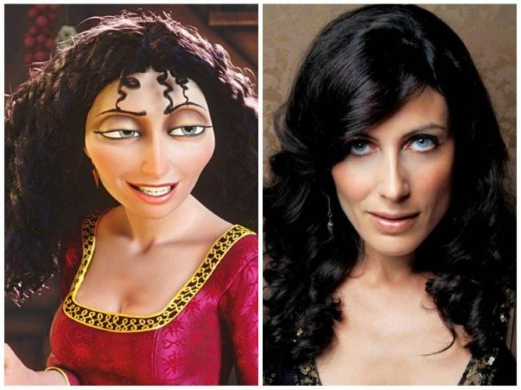 Mother Gothel, Tangled