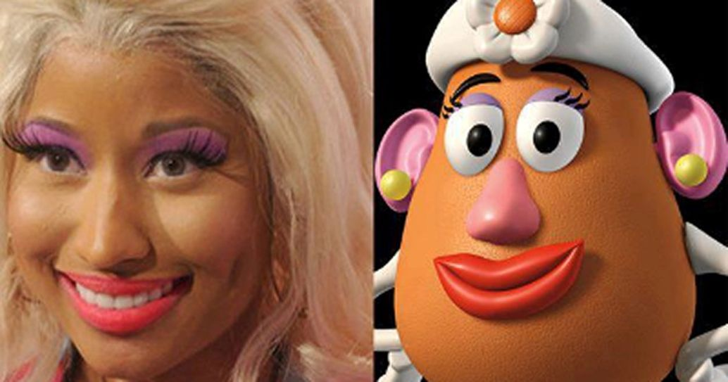 Mrs. Potato Head, Toy Story