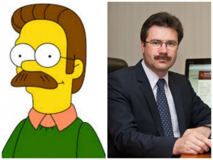 Ned Flanders, The Simpsons