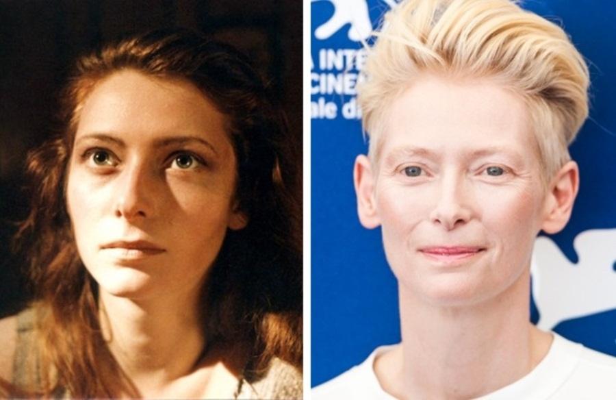 Tilda Swinton, 1986 ir dabar