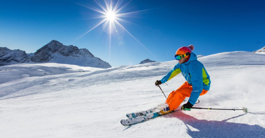 Banko finansavimas suteikia galimybę žiemos atostogas praleisti kalnuose