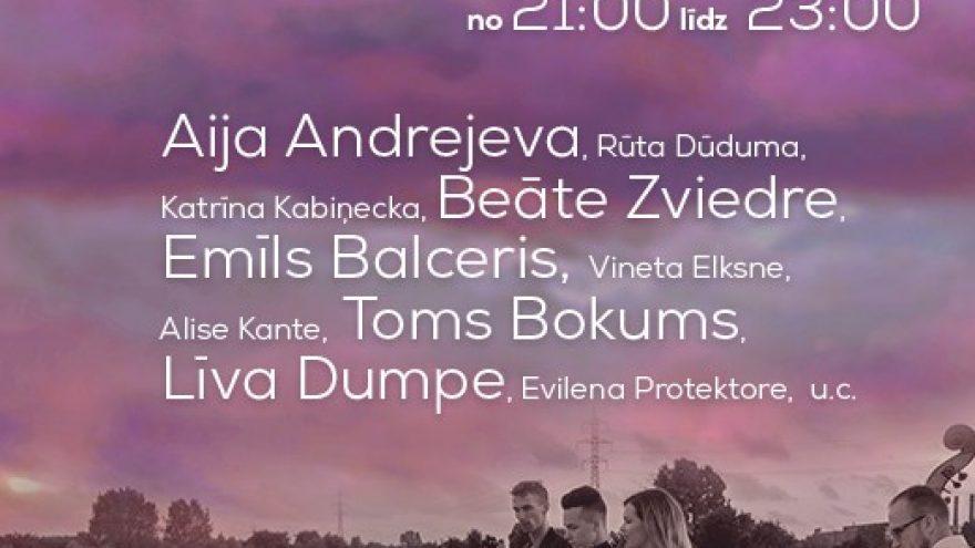 Liepaja Lake Music
