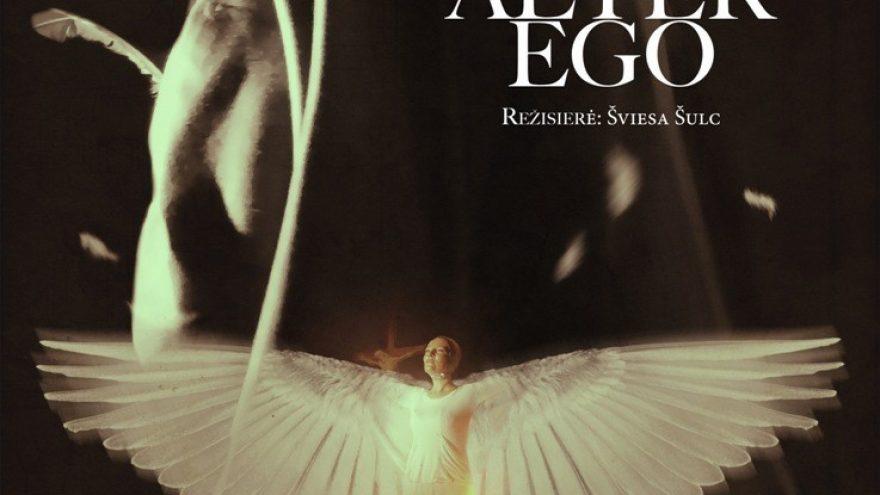 Alter Ego. Spektaklis misterija