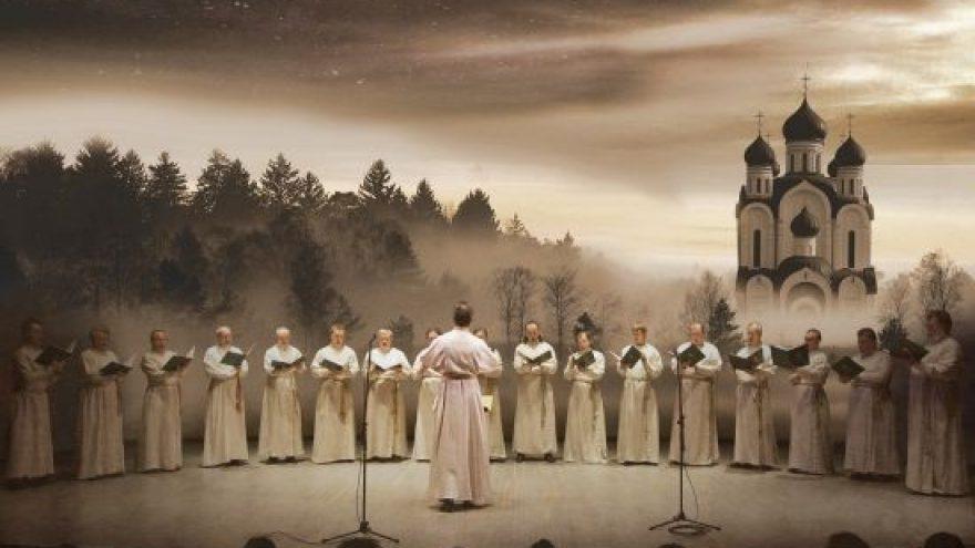 Didysis Šventinis Maskvos Danilos Vienuolyno patriarchalinis vyrų choras
