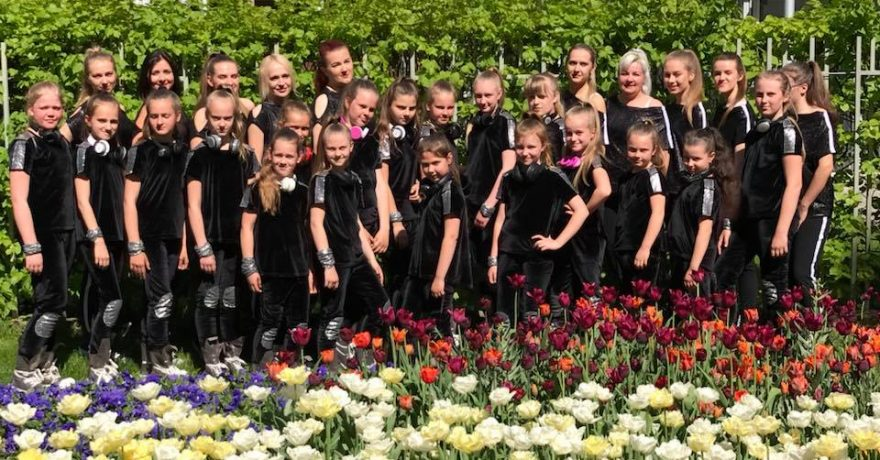 """""""DIVAIN"""" šokėjų pergalė – Latvijoje!"""