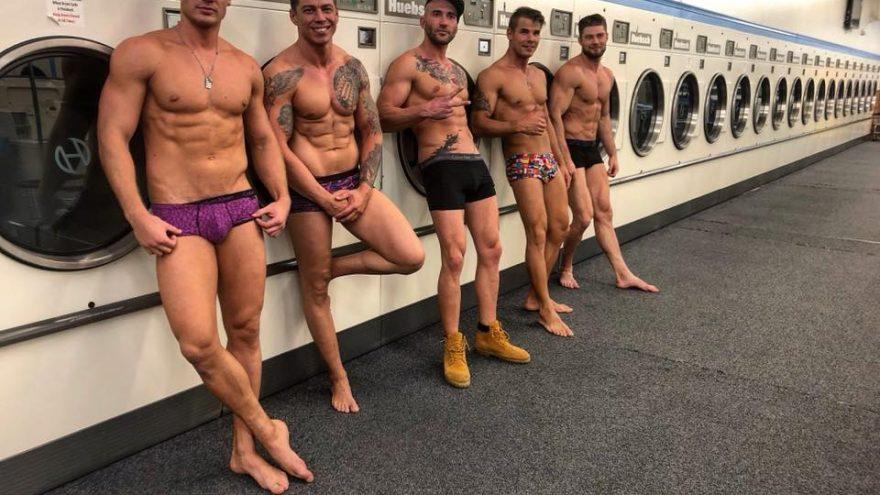 Karščiausia naktis – Vyrų striptizas