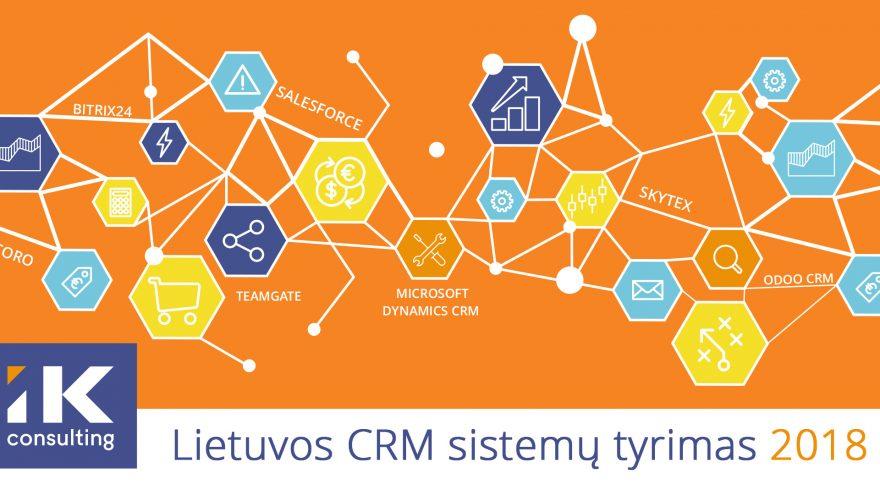 Kaip Lietuvos įmonės naudoja CRM sistemas