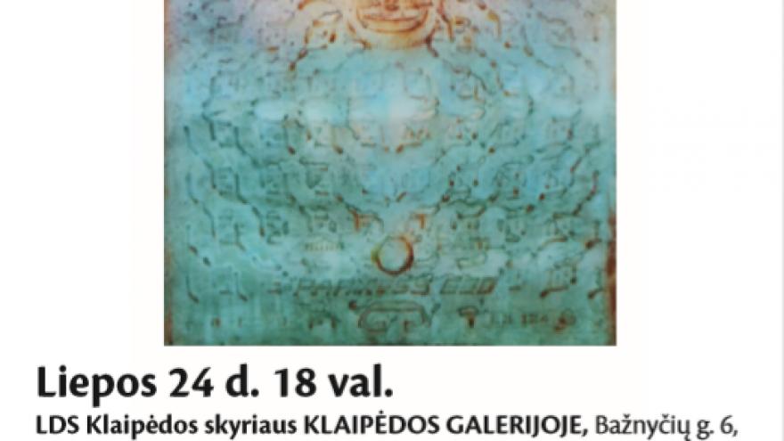 """Akvarelės plenero """"KLAIPĖDOS AKVARELISTAI – VANDENS KELIAS 2018"""" atidarymas ir dalyvių paroda """"AQUArelė"""""""