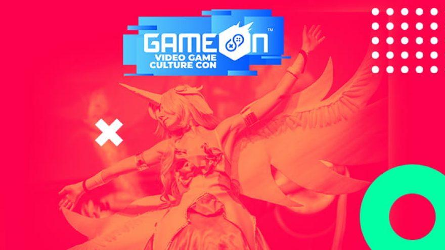 GameOn – žaidimų kultūros konventas