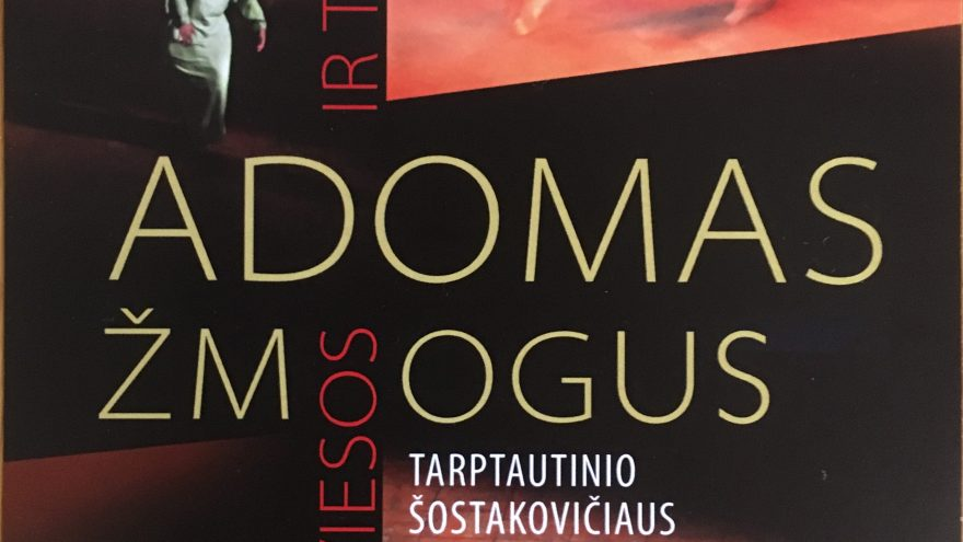 """Euritmija. """"Adomas-žmogus tarp šviesos ir tamsos"""""""