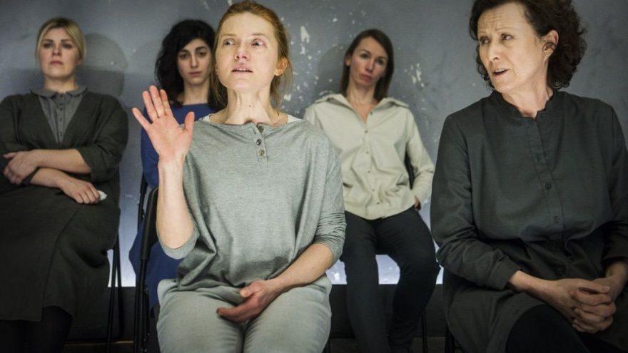 """OKT / Vilniaus miesto teatras, rež. Kirilas Glušajevas: """"Terapijos"""""""