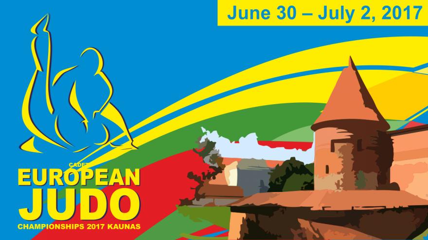 Europos jaunių dziudo čempionatas