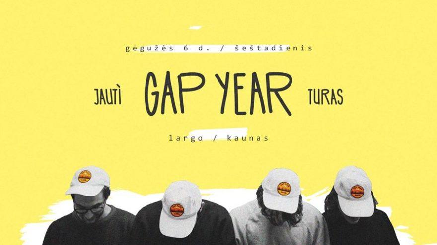 JAUTÌ turas : GAP YEAR | Kaunas