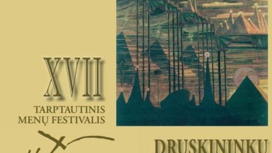 Tarptautinis menų festivalis DRUSKININKŲ VASARA SU M. K. ČIURLIONIU