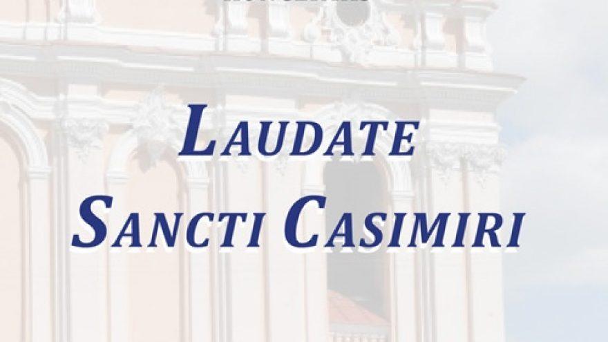 Laudate Sancti Casimiri