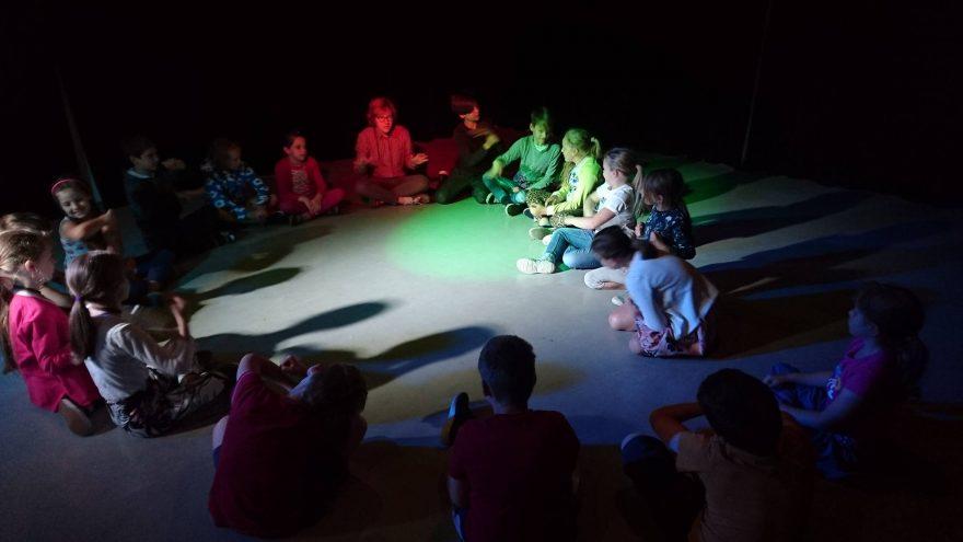 Vasara Teatre | Dieninė teatro stovykla