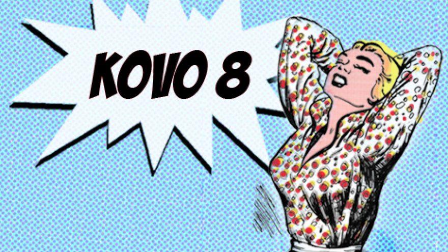 KOVO 8: RUN THE WORLD