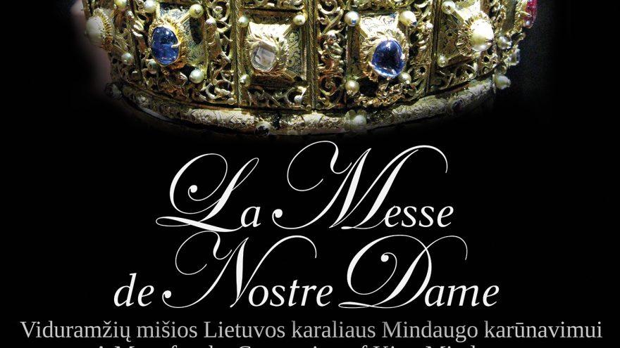 Viduramžių mišios Lietuvos karaliui Mindaugui