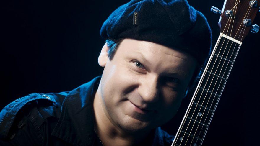 Akustinis bliuzo vakaras su Aleksandr Belkin