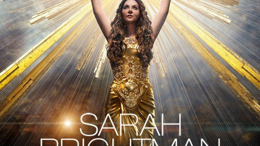 Sarah Brightman in concert HYMN