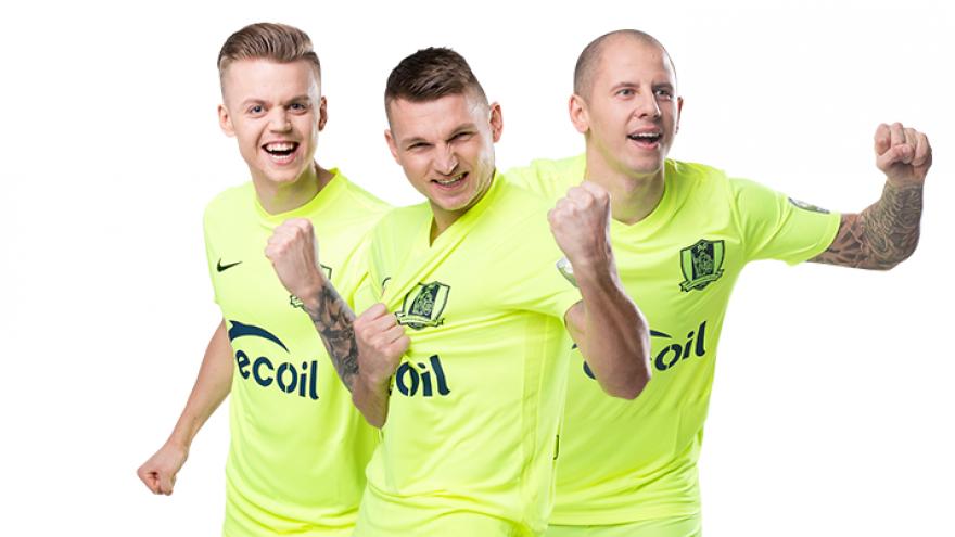 """Vilniaus """"FK Riteriai"""" futbolo klubo varžybos A lygoje"""