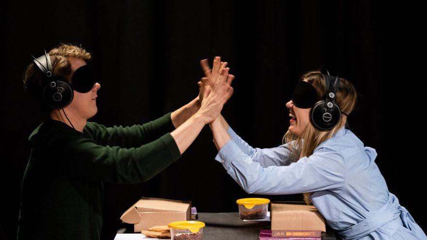 IŠEITIES TAŠKAS: PYRAMID   Dirty Deal Theatre (Latvija)