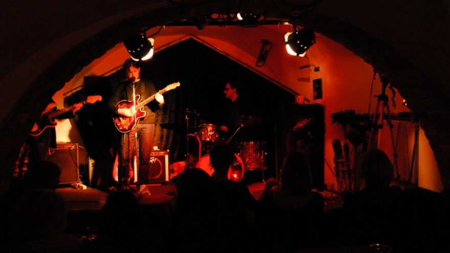 """Rockabilly Trio"" gyvo garso koncertas"