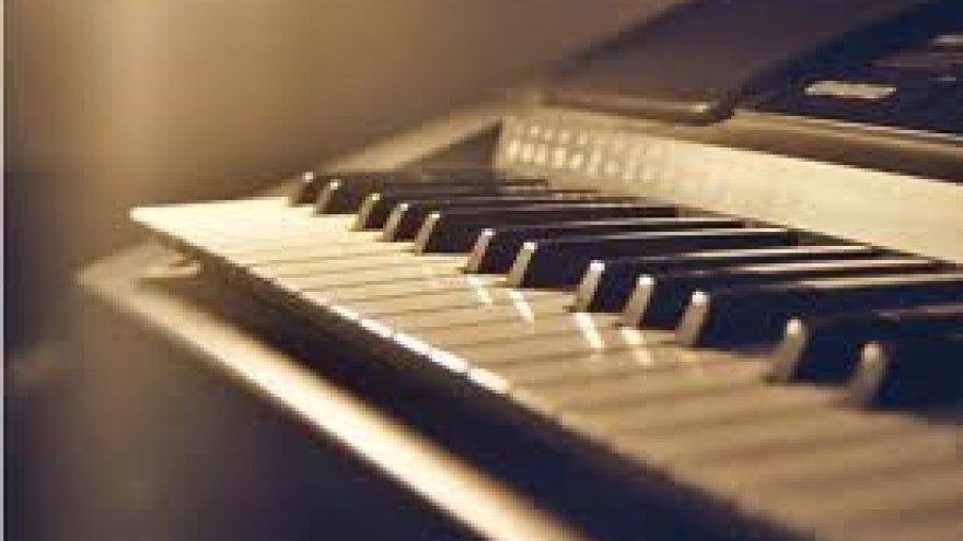 Gyvai skambančio pianino vakaras!