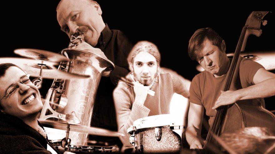 Vasaros džiazo klubas. Vytauto Labučio kvartetas