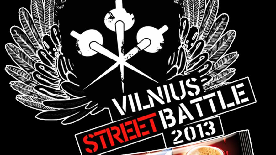 """""""Vilnius Street Battle with NESCAFÉ"""" Afterparty"""