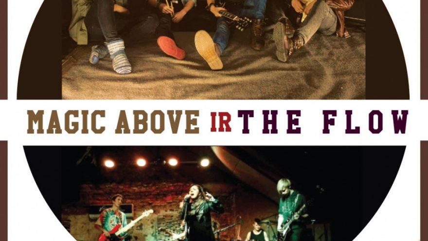 Magic Above ir The Flow koncertas BIX bare