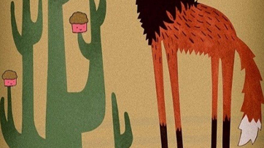 Kitch'en: desertas dykumoj