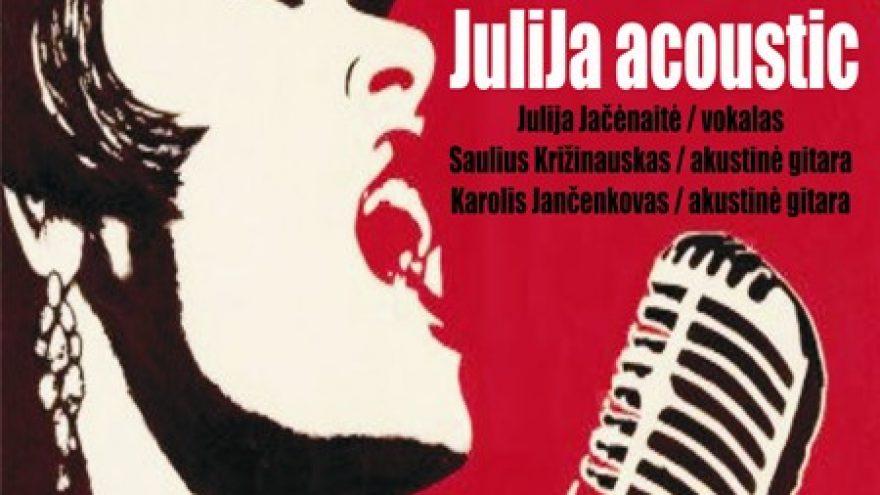 JuliJa acoustic