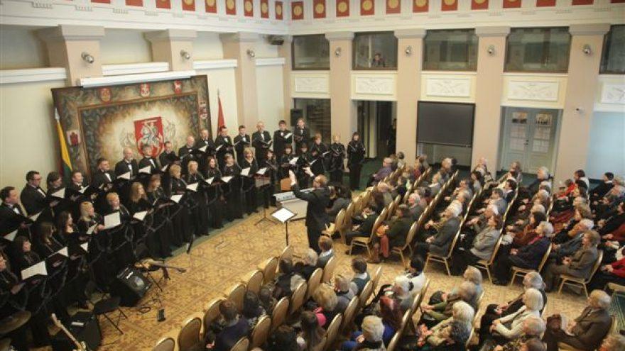 Šv. Jokūbo festivalis: Šiaulių kamerinis choras