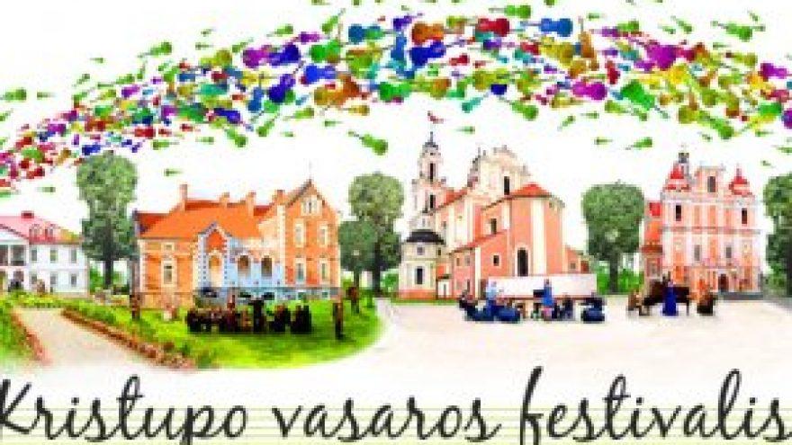 Kristupo vasaros festivalio baigiamasis koncertas