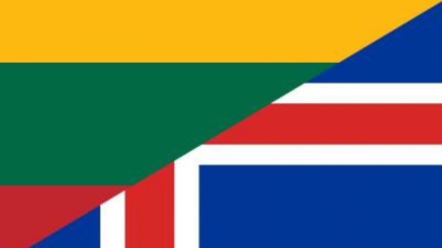 """Ačiū tau, Islandija!"""