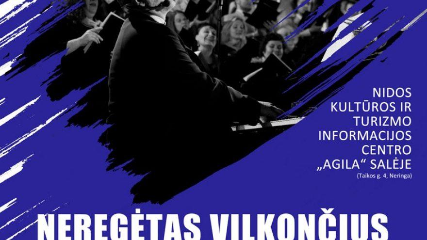 NEREGĖTAS VILKONČIUS