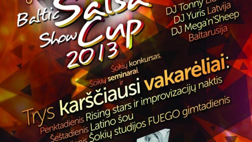 Baltic Salsa Show Cup 2013
